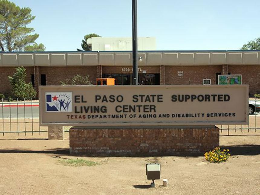 El Paso State Home