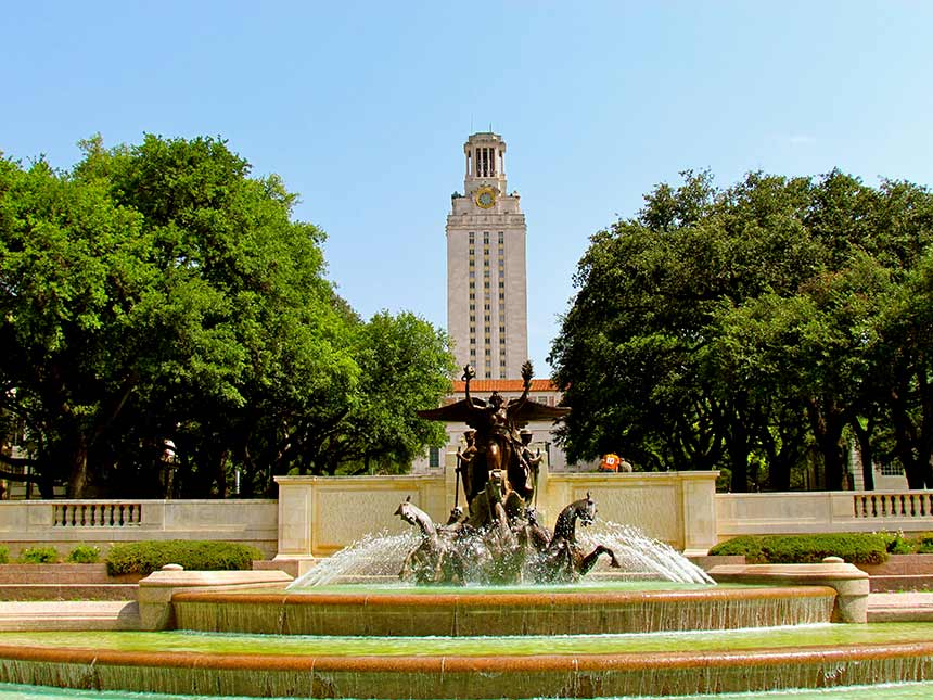 Moving Toward a Sustainable Food System at UT Austin